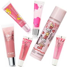 Sugary Sweet Lip Glosses