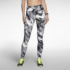 Nike Legendary Tight Print Women's Training Pants #Nike #Running #Tights