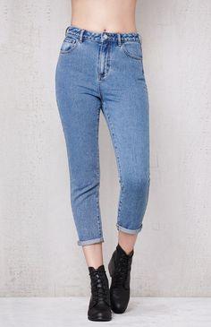 PacSun : PacSun - Boutique Blue Mom Jeans