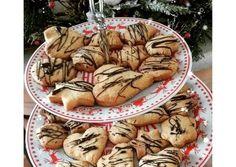 Χριστουγεννιάτικα Μπισκότα🍪☃️ Biscuits, Butter, Ethnic Recipes, Food, Crack Crackers, Cookies, Essen, Biscuit, Meals