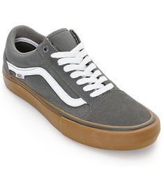 Mens 11.5 Vans Old Skool Pro Skate Shoes