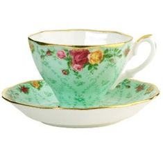 Royal Albert - Collectable Teas - Old Country Roses - Series www.royalalbertpatterns.com