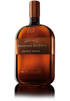 Woodford Reserve Double Oaked gets mixed reviews but it is OUTSTANDING - it is matured to perfection in handcrafted barrels created at Woodford Reserve's own cooperage. The barrels are uniquely toasted and charred to create the rich flavor and color characteristics that are so distinctive in Double Oaked. Full-bodied with a long, rich finish Woodford Reserve Double Oaked is meant to be savored neat, straight out of the bottle, or with a couple drops of water!