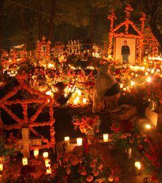 Dia de los Muertos - Tzintzuntzan, Michoacán