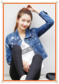 Model Jaket Jeans Wanita Terbaru Branded