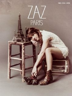 Barnes & Noble® has the best selection of Pop French Pop CDs. Buy Zaz's album titled Paris to enjoy in your home or car, or gift it to another music lover! French Pop, I Love Paris, New Paris, Olympia, Wall Of Sound, Interview, Foto Art, Cd Album, Flappers
