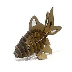 Amazon.com: Paper Maker DIY Cardboard 3D Puzzles Goldfish Toys for Kids: Toys & Games
