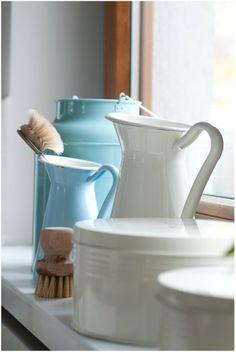 Minty House Blog Skandynawski Styl Maileg IB Laursen Krasilnikoff Sklep Wyposażenie Wnętrz: Minty kuchnia