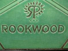 rookwood pottery...I own a small piece of history.  just bought one of their holiday ornaments!
