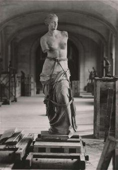 Laure Albin-Guillot -La Vénus encordée 1939