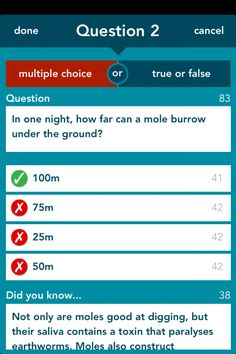 Quizling – The Quiz Game - Mobile Awards