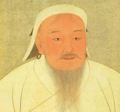 Genghis Khan organized the Mongols into a powerful army and led them on a bloody expeditions of conquest.