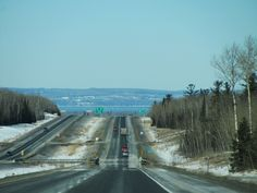 Looking at Duluth MN from Hwy 53 in WI... I've seen this view a few times. :)