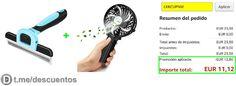 Cepillo para mascotas  ventilador portátil por 11 - http://ift.tt/2r1SfhH