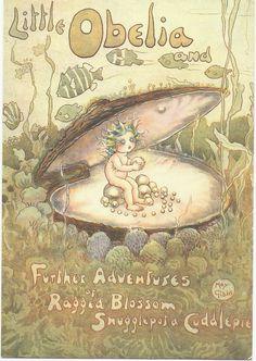 may gibbs - australian fairytales. Silver Penny, Merfolk, Book Images, Children's Book Illustration, Little People, Vintage Postcards, Faeries, Childrens Books, Illustrators
