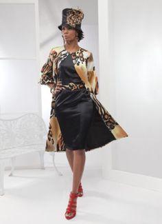 Chacha Jacket Dress from ASHRO