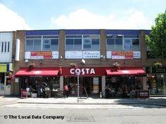 Costa Coffee Oadby :-) Costa Coffee, Costa Cafe