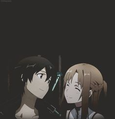 [Sword Art Online]-Kirito And Asuna!