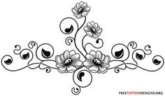Flower Tattoos   Floral, Lily, Lotus, Tropical, Sunflower Tattoo