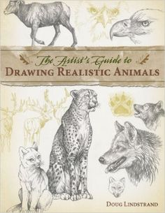 The Artist's Guide to Drawing Realistic Animals: Doug Lindstrand: 0035313334009: Amazon.com: Books