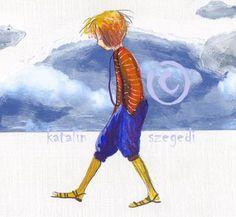 Szegedi Katalin - Tündér Lala Beauty Illustration, Fun Prints, Illustrations, Fictional Characters, Art, Art Background, Illustration, Kunst, Performing Arts