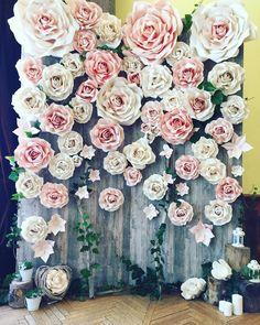 221 отметок «Нравится», 11 комментариев — Papír Virág (@flow_art_decor) в Instagram: «200cm x 250cm bérelhető#paperroses #flowartdecor #paperflowers #photobackdrop #weddingdecor…»