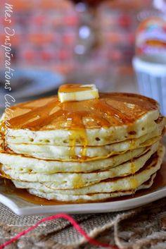 Les meilleurs Pancakes recette facile et rapide