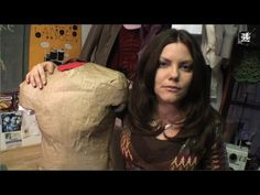 How-to make a Body Form, Threadbanger Projects - YouTube