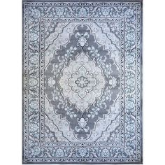 Oxford Gray Area Rug