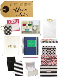 Gift Guide {Office C
