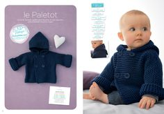 Catalogue Tricotez calin n°52 - Catalogues Layette - Phildar