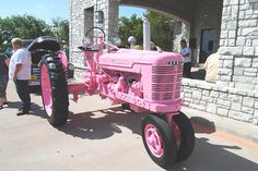 More of that pretty pink Farmall®. See them all at http://www.flickr.com/photos/adamscreative