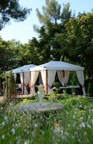 Hotel le Pigonnet/ terrasse/ aix en provence