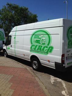 Feria del Automóvil en Madrid, 2014 Cerca Alquiler De Furgonetas
