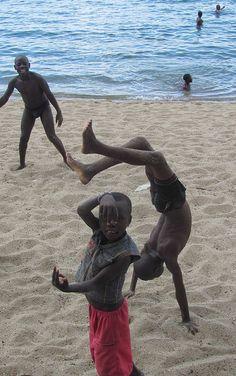 Beach Play Rwanda