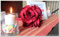 easy and inexpensive DIY Valentine Decorations ideas