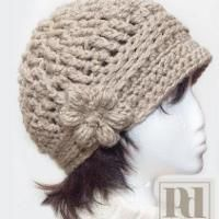 Looking for crocheting project inspiration? Check out Jeweled Slouchy Hat by member PDDesigns.