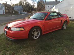 $5k, 77K Used 2000 Ford Mustang  Convertible for sale near you in Bridgeport, CT. Get more information and car pricing for this vehicle on Autotrader.