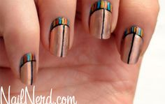 Egyptian   #nail #nails #nailart