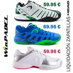 Liquidación de zapatillas @HEAD_PADEL en: http://www.winpadel.com/ecommerce/categories/categories.cfm?id=489&perPage=16&view=1&orderBy=priority%2Cname&orderByDirection=ASC&fromPrice=0&toPrice=999999&filterOption=A_84_97_108_108_97&filterCustomTag=51&filterCustomTag=58&brandsList=494