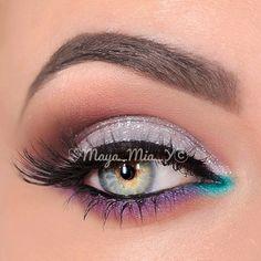 Maya Mia ♌️ @maya_mia_y Summer Look Lash...Instagram photo | Websta (Webstagram)