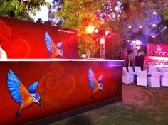 An evening with #kingfisher at #beerup, #theforresta