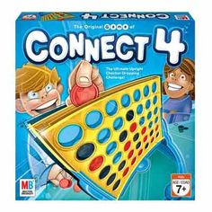 You're probably thinking, Connect 4?? how is that a good toy for pediatrics? Trust me though, I use it a lot!  I used this toy so much on one of my physical therapy internships, that they bought it...