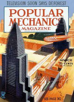 Popular Mechanics - March, 1935