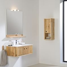 Mueble de baño suspendido Serie FEMTY