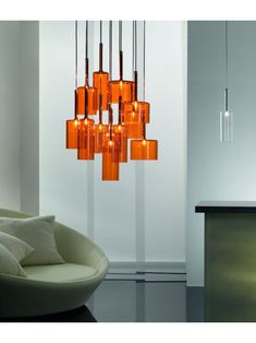 Spillray Suspension Pendant - Pendant Lights - Fittings - Products