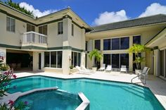 Swim, Play, Soak or float it he gorgeous pool with attached hot-tub and waterfall! St. Andrews Country Club offers home geared towards your family's luxury lifestyle! Want to see more? visit: http://www.npsir.com/eng/sales/boca-raton-fl-usa/filter-subdivision-st-andrews-country-club
