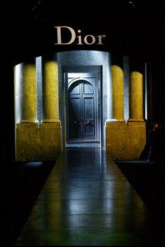 Dior Runway