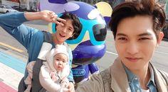 """Jung Yong Hwa y Lee Jong Hyun para cuidar Rohee sobre """"El retorno de Superman"""""""