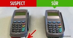 Voici ce que tu dois savoir si tu aimes payer avec ta carte bancaire Credit Card Terminal, Smartphone, Technology World, Card Reader, Hacks Diy, Office Phone, Calculator, Landline Phone, Helpful Hints